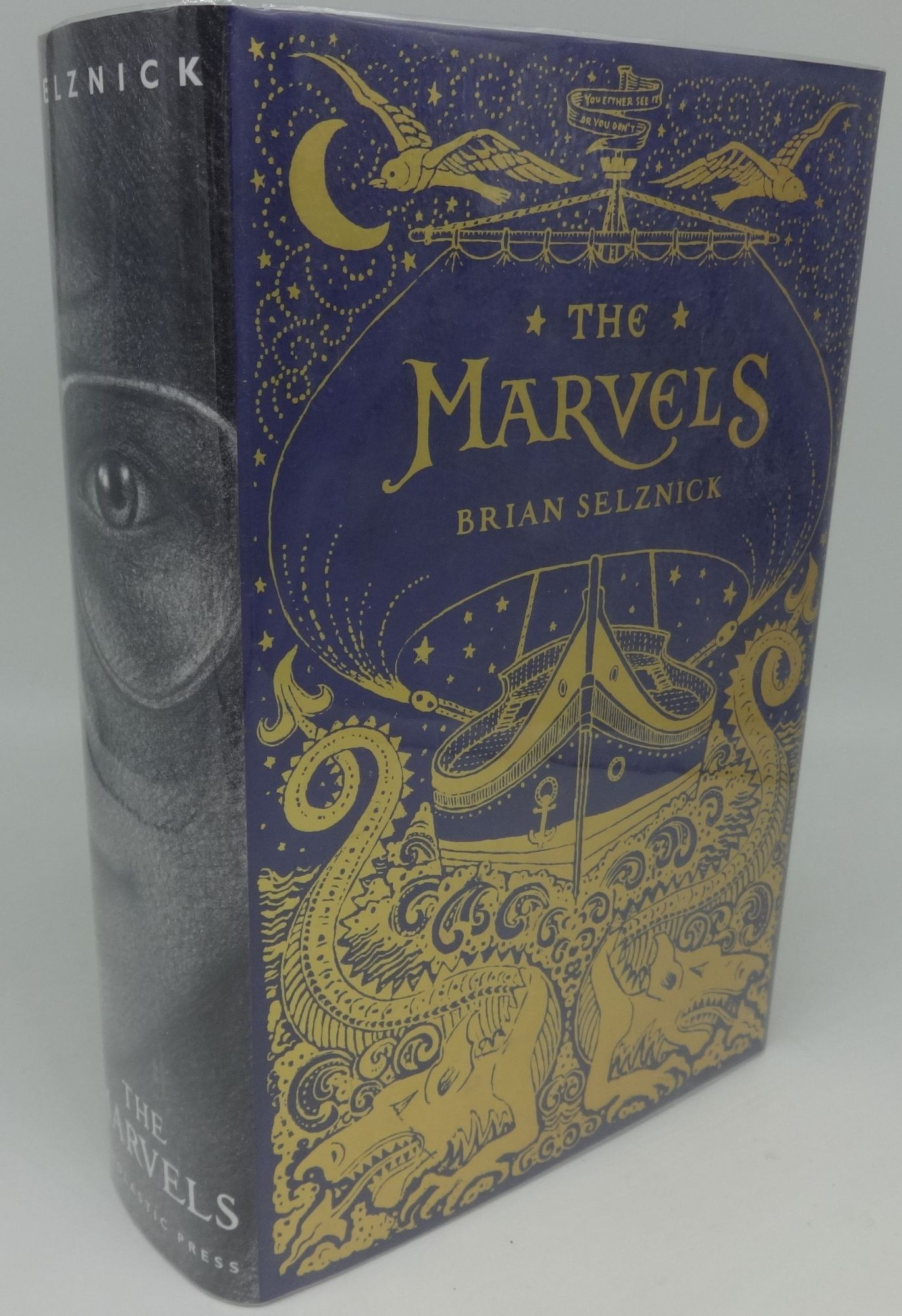 The Marvels Signed Limited Brian Selznick