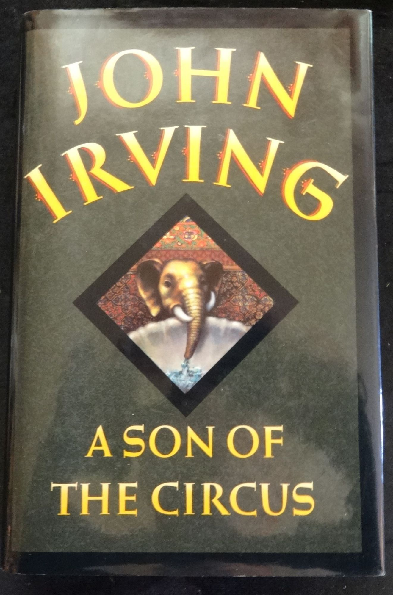 A SON OF THE CIRCUS by John Irving on Bookleggers