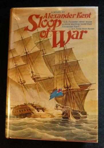 SLOOP OF WAR. Alexander Kent.