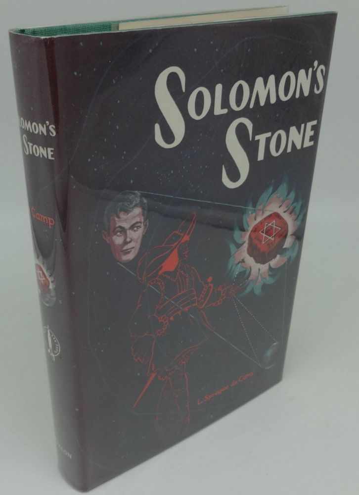 SOLOMON'S STONE. L. Sprague de Camp.