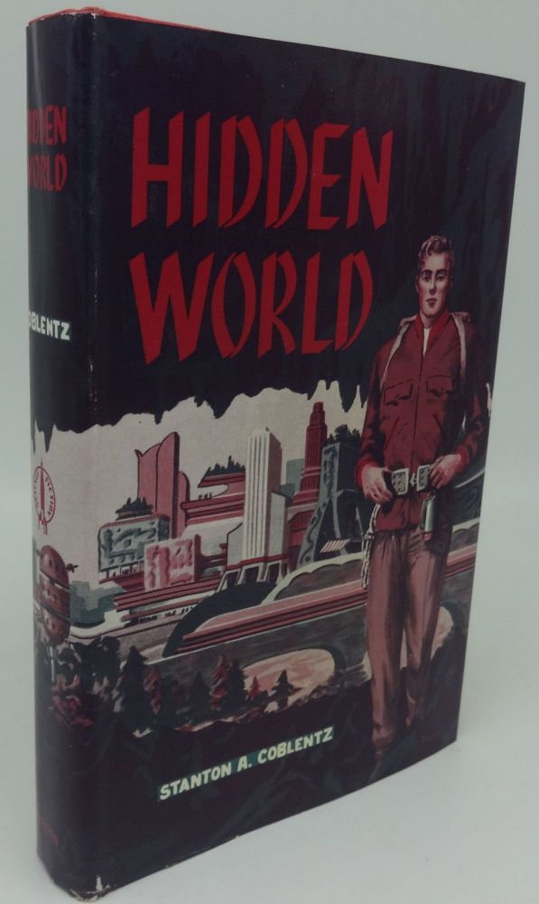 HIDDEN WORLD. Stanton A. Coblentz.