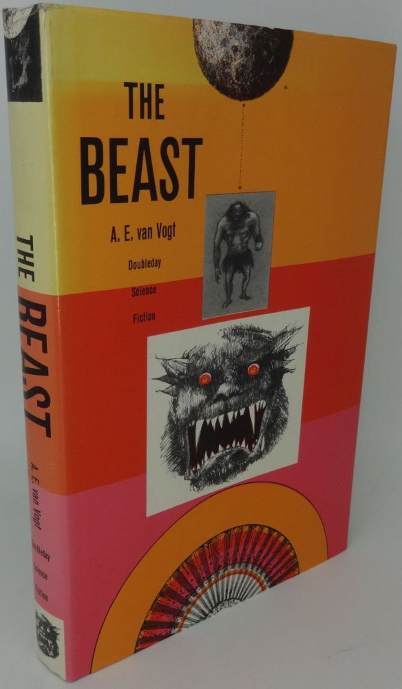 THE BEAST (SIGNED/INSCRIBED). A. E. van Vogt.