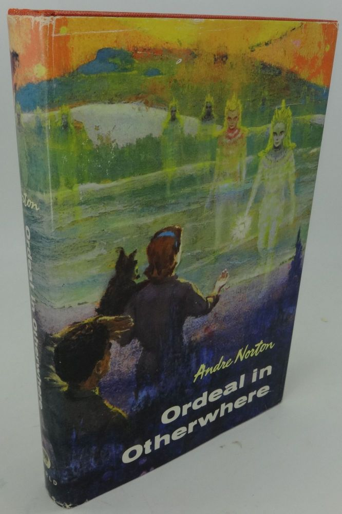 ORDEAL IN OTHERWHERE (SIGNED). Andre Norton.