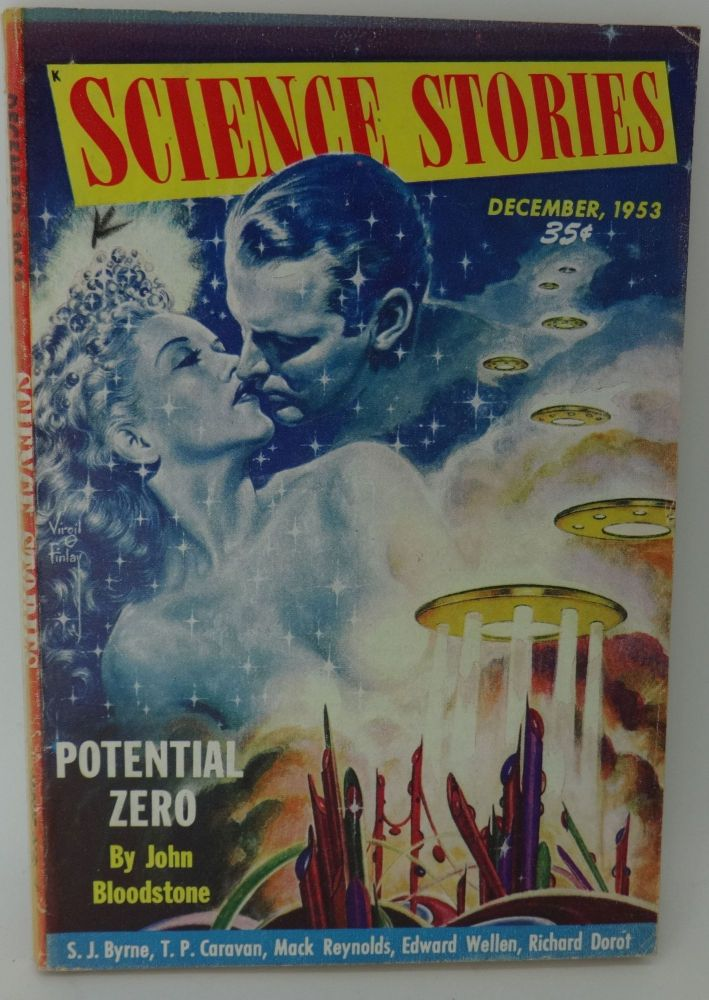 SCIENCE STORIES December 1953 Volume One, Number 2. John Bloodstone.