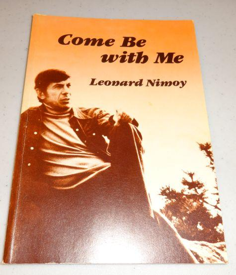 COME BE WITH ME. Leonard Nimoy.