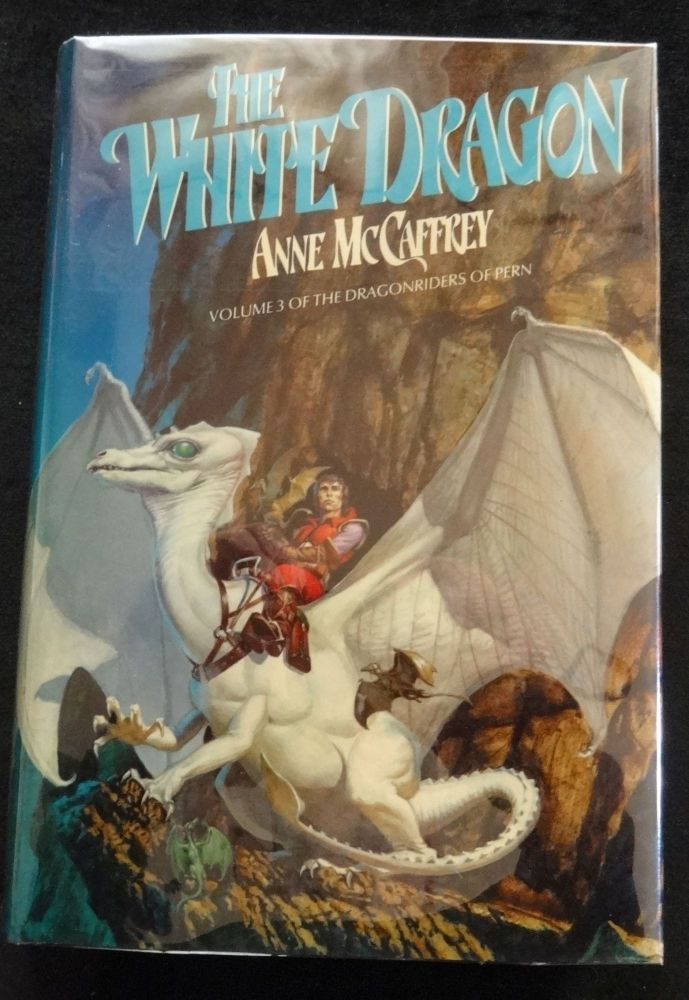 THE WHITE DRAGON. Anne McCaffrey.