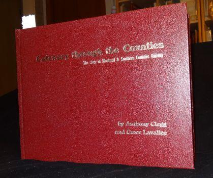 CATENARY THROUGH THE COUNTIES The Story of Montreal & Southern Counties Railway. Anthony Clegg, Omer Lavallee.