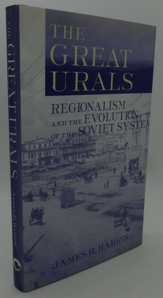 Regionalism, the Evolution of the Soviet System.