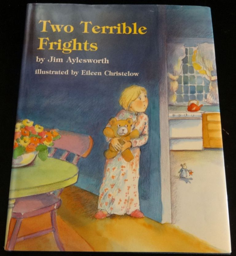 TWO TERRIBLE FRIGHTS. Jim Aylesworth.