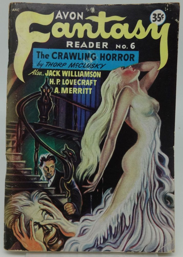 AVON FANTASY READER NO. 6. Donald A. Wollheim.