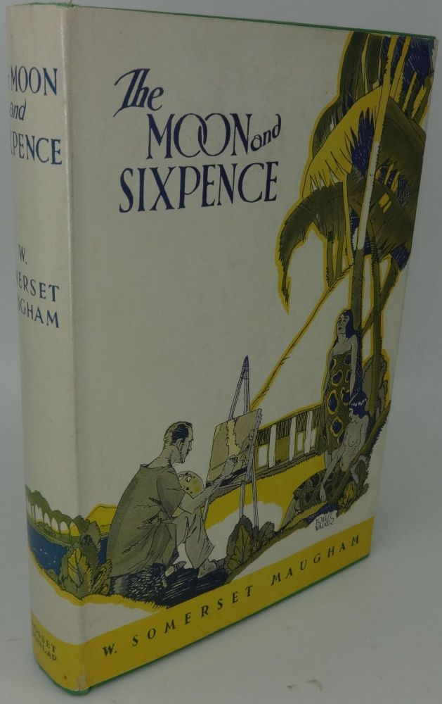 THE MOON AND SIXPENCE. W. Somerset Maugham.