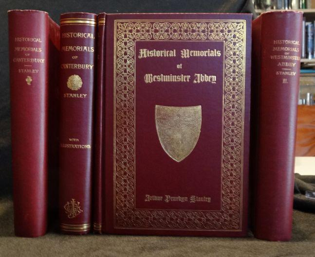 HISTORICAL MEMORIALS OF CANTERBURY (Two Volumes). Arthur Penrhyn Stanley.