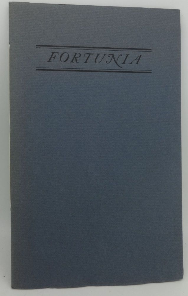 FORTUNIA (Signed Limited). Mme D' Aulnoy, Maurice Sendak.