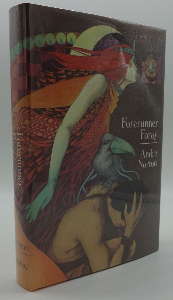 FORERUNNER FORAY (SIGNED). Andre Norton.