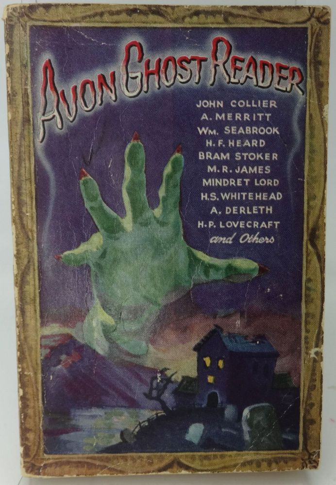 AVON GHOST READER #90