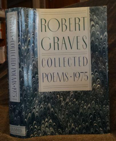 Collected Poems, 1975. Robert Graves.