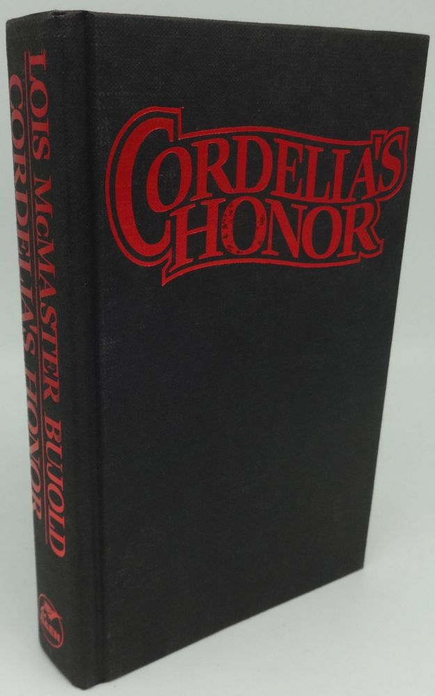 CORDELIA'S HONOR (SIGNED/INSCRIBED. Lois McMaster Bujold.