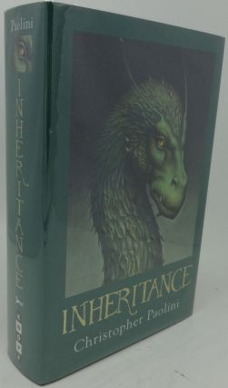 INHERITANCE or THE VAULT OF SOULS (Book Four). Christopher Paolini