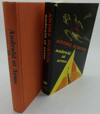 ANDROID AT ARMS (Signed). Andre Norton