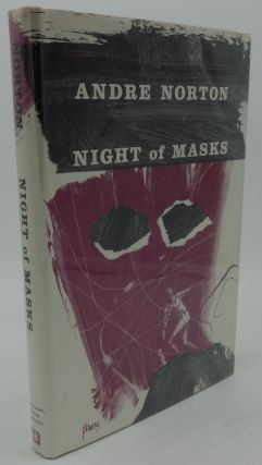 NIGHT OF MASKS (Signed). Andre Norton