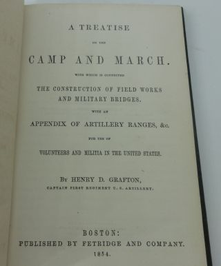 CAMP AND MARCH