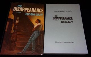 THE DISAPPEARANCE. Rosa Guy.