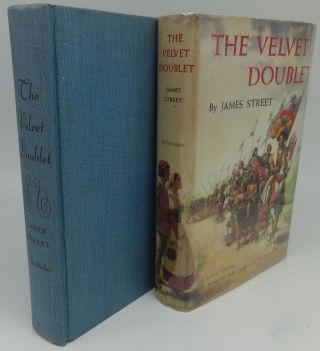 THE VELVET DOUBLET (Signed). James Street