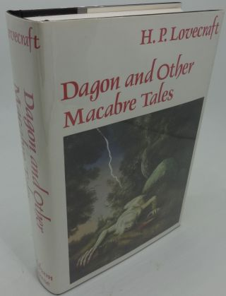 DRAGON AND OTHER MACABRE TALES (5TH Printing). H. P. Lovecraft