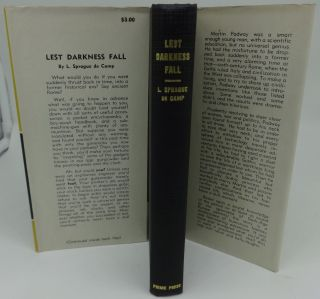 LEST DARKNESS FALL (SIGNED)