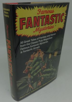 FAMOUS FANTASTIC MYSTERIES (SIGNED BY ALL THREE EDITORS