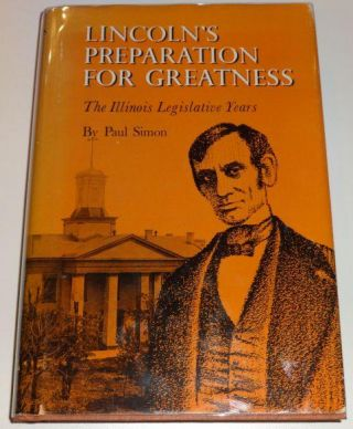 LINCOLN'S PREPARATON FOR GREATNESS
