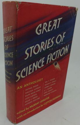 GREAT STORIES OF SCIENCE FICTION. Murray Leinster