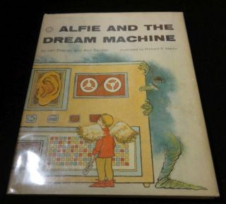 ALFIE AND THE DREAM MACHINE