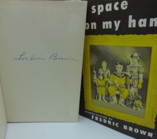SPACE ON MY HANDS (SIGNED)