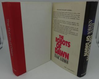 THE ROBOTS OF DAWN (SIGNED)