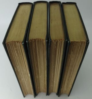 MEMORABLE AMERICAN SPEECHES: THE COLONIAL PERIOD; DEMOCRACY & NATIONALITY; SLAVERY AND SECESSION, WAR (Four Volumes Complete)