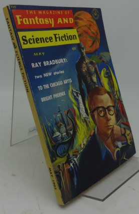 FANTASY AND SCIENCE FICTION May, 1963 Vol. 24, No. 5. Ray Bradbury
