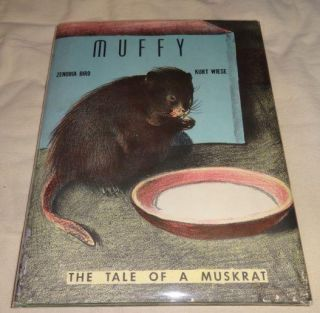MUFFY: The Tale of a Muskrat