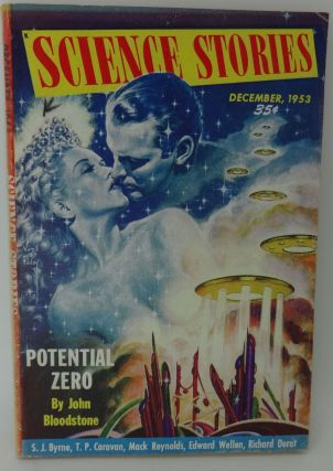 SCIENCE STORIES December 1953 Volume One, Number 2. John Bloodstone