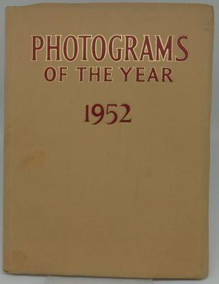 PHOTOGRAMS OF THE YEAR 1952