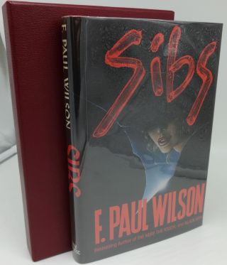 SIBS (SIGNED LIMITED). F. Paul Wilson