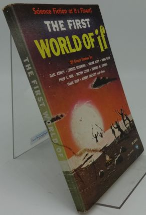 THE FIRST WORLD OF IF 1957. Asimov, Beaumont, P K. Dick, Lesser