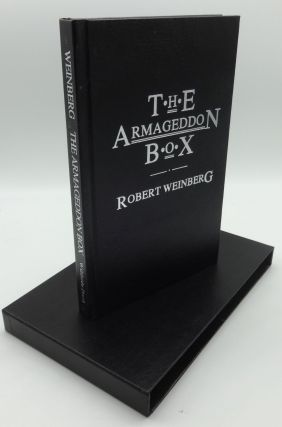 THE ARMAGEDDON BOX (SIGNED LIMITED). Robert Weinberg