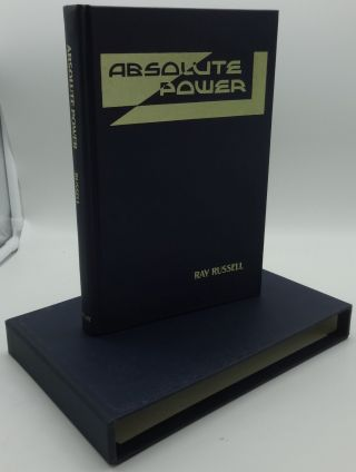 ABSOLUTE POWER (SIGNED LIMITED). Ray Russell