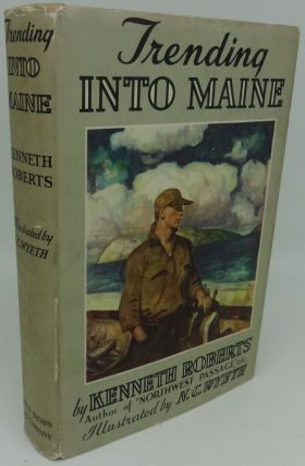 TRENDING INTO MAINE (Illustrated by N. C. Wyeth