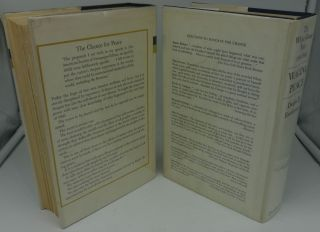 MANDATE FOR CHANGE AND WAGING PEACE (Two Volumes)