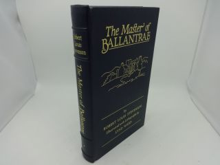 THE MASTER OF BALLANTRAE. Robert Louis Stevenson