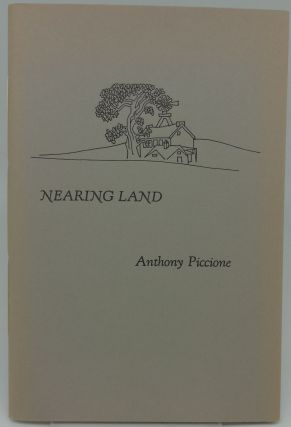NEARING LAND. Anthony Piccione.