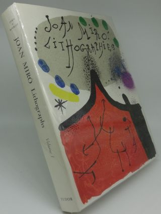 JOAN MIRO LITHOGRAPHS Volume One. Michel Leiris.