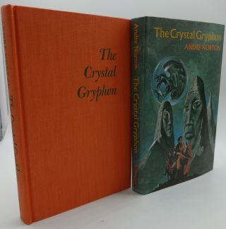 THE CRYSTAL GRYPHON (SIGNED). Andre Norton